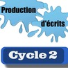 Production d'écrits au Cycle 2
