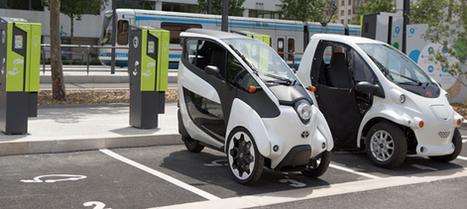 Smart City : Grenoble teste le tricycle électrique i-Road en autopartage | Actu de l'Aménagement Urbain | Scoop.it