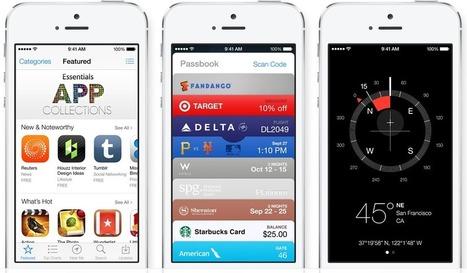 iOS 7 - A Convergence of Mature Features - The UX Review   design d'expérience utilisateur   Scoop.it