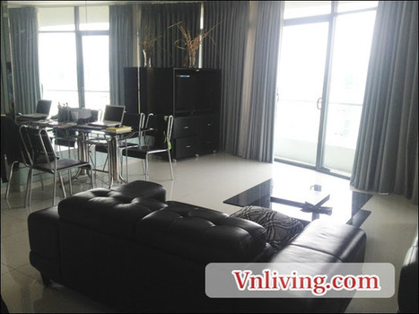 City Garden apartment for rent 2 bedrooms in Block B2 fully furniture | VNliving - Apartment for rent , sale in Ho Chi Minh city | Scoop.it