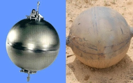 The Great Space Ball Mystery Has Been Solved | Technoculture | Scoop.it