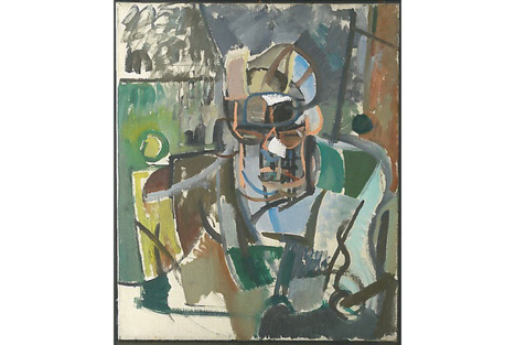 Patrick Heron's unseen sketches of T.S. Eliot go on display at National Portrait Gallery for the first time | English Literature after 1700 | Scoop.it