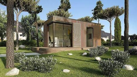 Des maisons «made in France» à partir de containers recyclés | News we like | Scoop.it