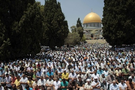 Israel breaks up Ramadan meal in Jerusalem | Occupied Palestine | Scoop.it