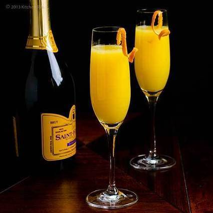 Kitchen Riffs: The Mimosa Cocktail   Hospitality Management   Scoop.it
