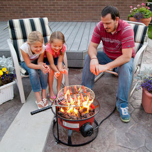 Camp Chef Portable Propane Fire Pit | Fire pits | Scoop.it