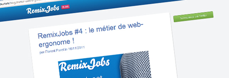 [podcast] Qu'est ce que le métier de web-ergonome ? | Time to Learn | Scoop.it