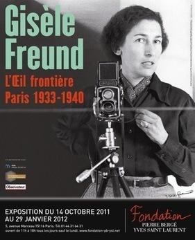 Gisèle Freund, pionnière du portrait en couleur | La-Croix.com | PhotoActu | Scoop.it