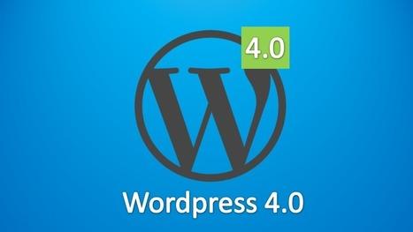 "It's Benny! ""Wordpress 4.0"" - Zombies Lounge   Zombies Lounge   Scoop.it"