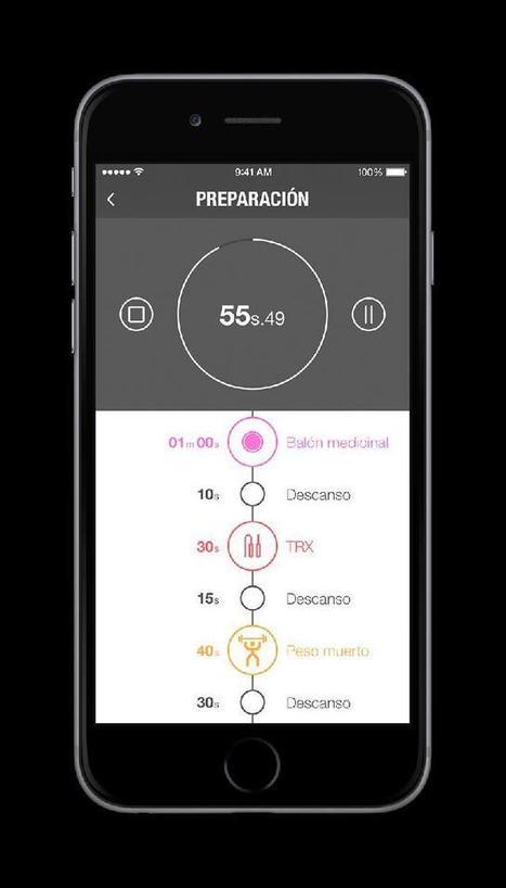 App para mejorar la salud física | #inLearning + HCI | Scoop.it
