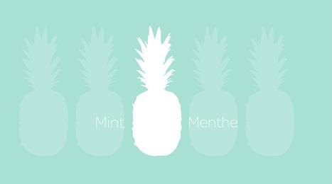 Tendance mineure – Couleur menthe | Design in progress | Trends & Design | Scoop.it
