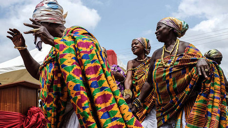 Ghana's formidable 'queen mothers' rise up | A Voice of Our Own | Scoop.it