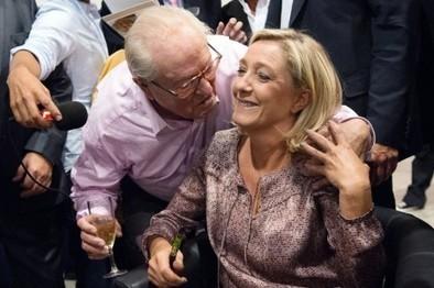 Marine Le Pen n'a pas toujours dénoncé les mots du père. Au contraire | 16s3d: Bestioles, opinions & pétitions | Scoop.it