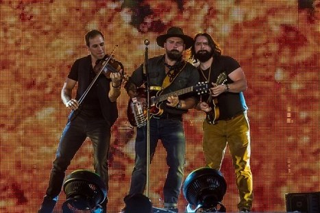 Zac Brown Band Tell an Unbelievable Kenny Chesney Story | Country Music Today | Scoop.it