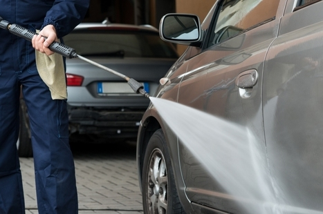 Know Why You Should Avoid Automatic Car Cleaning Service | Affordable Car Wash & Car Detailing in Calgary.....Detailing World | Scoop.it