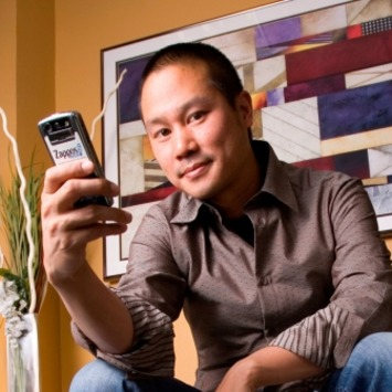 Tony Hsieh's Rule for Success: Maximize Serendipity | Coaching Leaders | Scoop.it