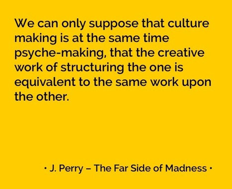 John Perry on culture and psyche | Depth Psych | Scoop.it