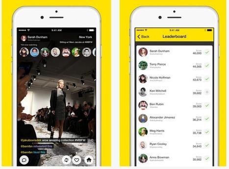 Meerkat : le nouveau phénomène du live streaming via Twitter | Belgium-iPhone | Web Dev News | Scoop.it