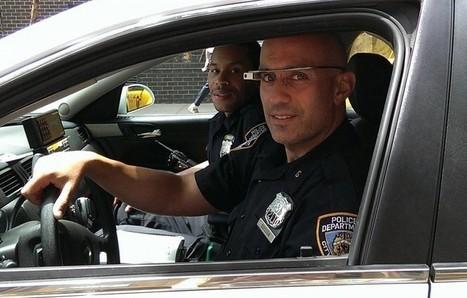 Google Glass May Benefit Police Agencies | Optical Head Mounted Display | Scoop.it