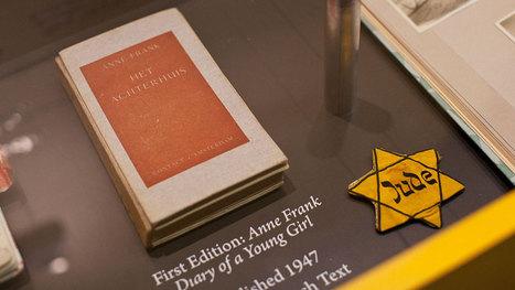 Le Journal d'Anne Frank mis en ligne contre l'avis des ayants droit   Rhit Genealogie   Scoop.it