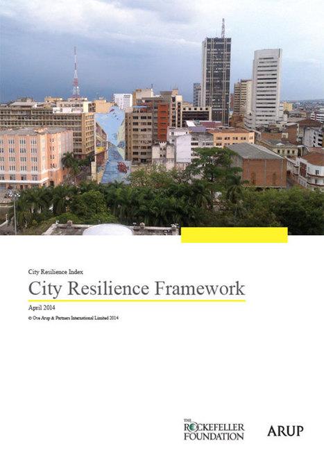 Arup | Publications | City Resilience Framework | Nature en ville et Biodiversité | Scoop.it