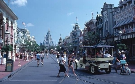 Photos: Magic Kingdom in the 1970s   All things Seventies   Scoop.it