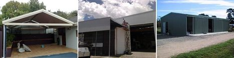 Custom Made Sheds - Converting Garages' Usable Space | Create Your Own Car Shed In Townsville | Scoop.it