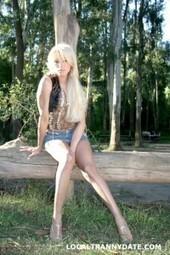 Beautiful Blonde Transsexual   shemales   Scoop.it