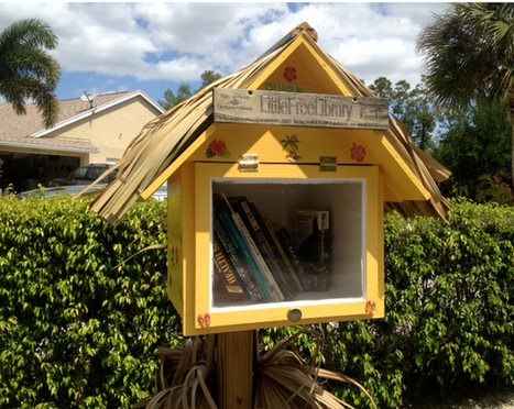 Little Free Libraries pop up in Toronto | Working | Scoop.it