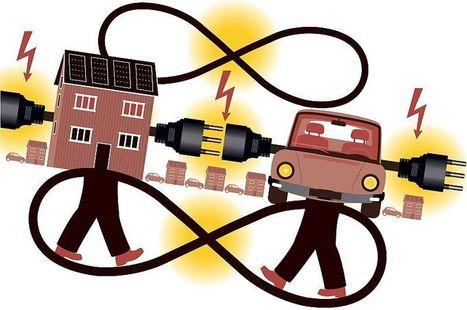 En 2020, la voiture fait électricité du logis   alternative transportation   Scoop.it