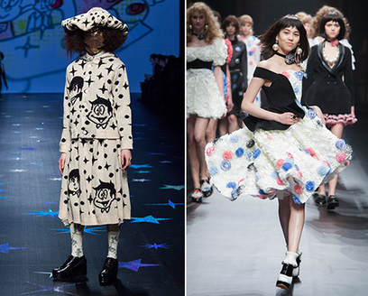 From Anime to Zen, Tokyo Fashion Week Had It All - Style.com | CLOVER ENTERPRISES ''THE ENTERTAINMENT OF CHOICE'' | Scoop.it