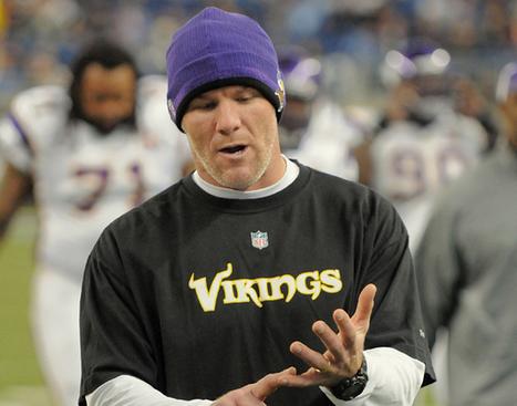 Rams called Brett Favre, not Tim Tebow, after Sam Bradford'sinjury   Audibles - SI.com   Fantasy Football   Scoop.it