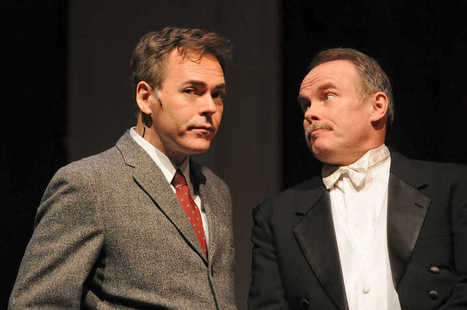 Sherlock Holmes takes on a new case at Topeka Civic Theatre - cjonline.com | OffStage | Scoop.it