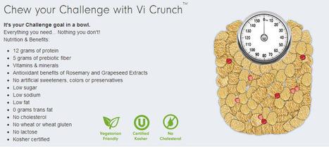 Vi Challenge   Body by Vi Shape Shakes   Visalus Sciences   CrunchTime   Scoop.it