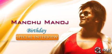 Me and NTR celebrated birthdays together: Manoj | Andhraheadlines | Scoop.it