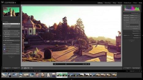 Jak obrabiać filmy w Lightroomie? [wideoporadnik] | Narzędzia i obróka wideo | Scoop.it