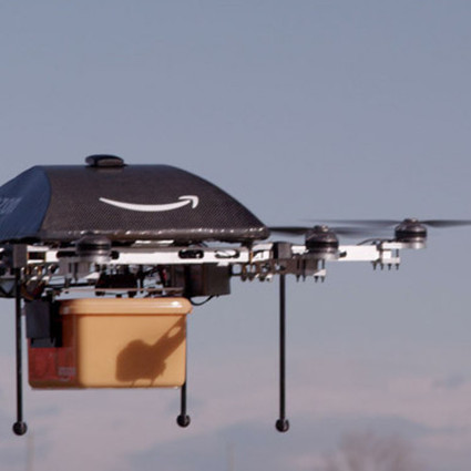 Amazon Is Hiring Software Engineers For Its Drone Delivery Service | Danny Mallinder | Scoop.it