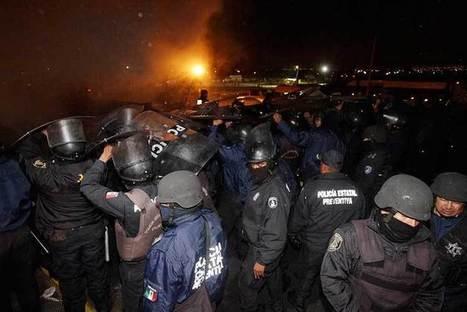 Consigna PGJ a ocho mototaxistas detenidos en Coronango | Fraude y Daño en propiedad ajena. | Scoop.it