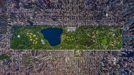 You've Never Seen Central Park Like This | Digital Urbanism | Scoop.it