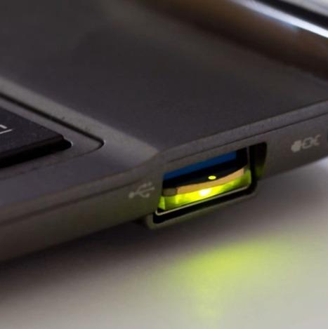 Google planche sur l'authentification par USB   Geeks   Scoop.it