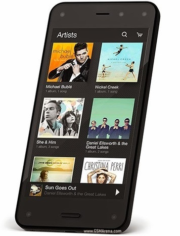 Fire Up Your Mobile Life with Amazon Fire Phone | E_cell Mobile News Blog | Worth a Share | Scoop.it