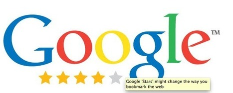 Google 'Stars' might change the way you bookmark the web | iGeneration - 21st Century Education | Scoop.it