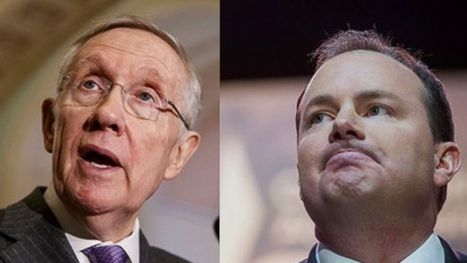Utah Officials Call on Feds to Investigate Senators Reid, Lee | Xposing Government Corruption in all it's forms | Scoop.it