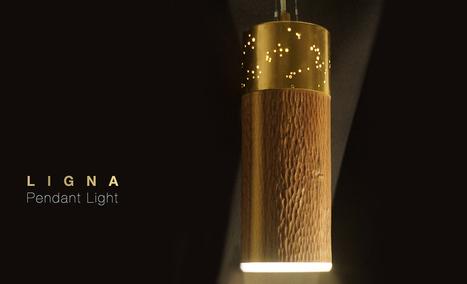A Luminaire with Starlight   L'Etablisienne, un atelier pour créer, fabriquer, rénover, personnaliser...   Scoop.it