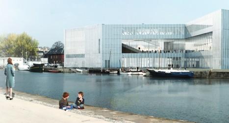 Caen la Mer : une bibliothèque multimédia à vocation régionale | Bulletin des bibliothèques de France | Bibliothèques en évolution | Scoop.it