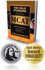 The Gold Standard MCAT Book   MCAT Books   Scoop.it