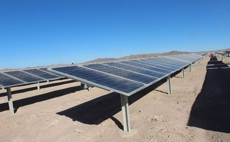 Latin America is in the throes of a solar power revolution and Chile is leading the way | Solar Energy projects & Energy Efficiency | Scoop.it