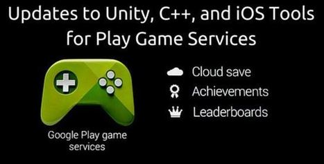 Android apps with Unity, C++, and iOS Tools for Play Game Services | Android Development | Scoop.it