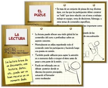 Recursoteca: El puzle y la lectura | Recursoteca | Scoop.it