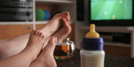 Why babies fed in front of TV get fat - Health - NZ Herald News | Health Education - NCEA (Alfriston College) (level 1-3) | Scoop.it